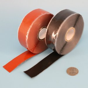 MIL-I-22444 15% 25% reinforced silicone rubber self fusing tape