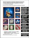 High Temperature Removable Marine Engine Generator Blankets Catalog Page Data Sheet