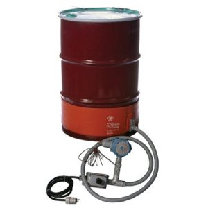 30 50 gallon drum electrical heater with hazardous area approval
