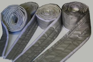 High Temperature Insulated Thermal Tape Wrap For Pipe Hose