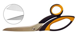 Kevlar Aramid Scissors Shears for cutting Sleeve Rope Fabric and Tape