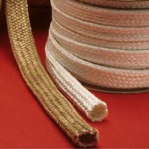 Fiberglass Braided High Bulk Texturized Sleeve High Temperature Heat Resistant Wire Cable Hose Protection