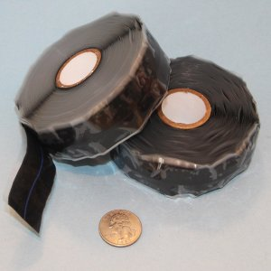 Lockheed Martin Systems Integration Specification 6084744 Silicone Rubber Compression Electrical Insulation Tape