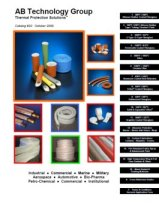 High Temperature Heat Protection Sleeve Tape Fabric Wire Cable Hose Protection Catalog