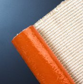 High Temperature Heat Resistant Silicone Rubber Coated Heavy Duty Fiberglass Fabric