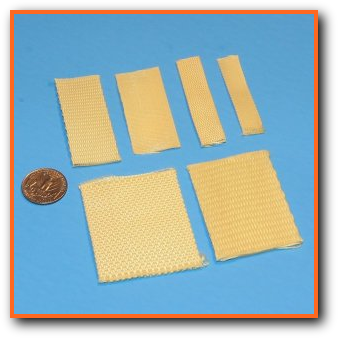 kevlar woven tape webbing high temperature and strength