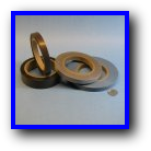 Skived PTFE Tape with Self Adhesive