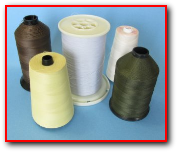 High Temperature Heat Flame Fire Resistant Sewing Thread Kevlar Nomex Fiberglass Stainless Steel Basalt