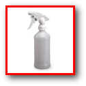 Fire Retardant Spray user mixed dry chemical