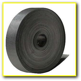 Graphite Tape Crinkled Corrugated High Temperature Heat Resistant