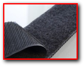 Velcro Hook and Loop for High Temperature Fabrications