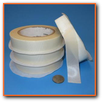 Heat Trace High Temperature Adhesive Securing Tape