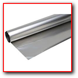Stainless Steel Foil Coated Fiberglass Fabric