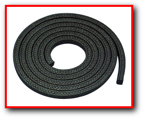 Pure Graphite Square Braid Packing Stuffing Rope