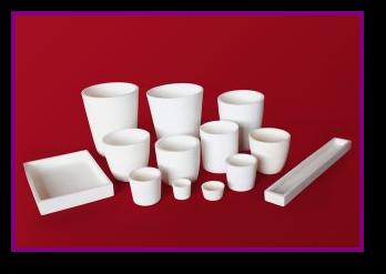 High Temperature Non Conductive Alumina Ceramic Fasteners