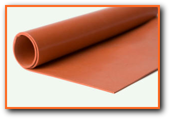 High Temperature Heat Resistant Silicone Rubber Sheet
