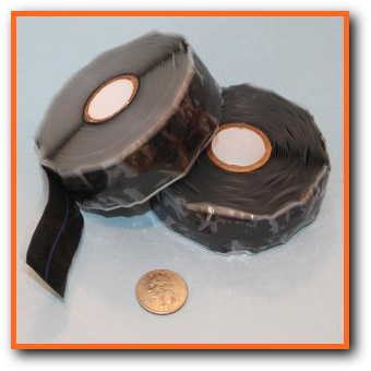 TYT200-1 No-Heat ColeFlex Self Fusing Silicone Tape
