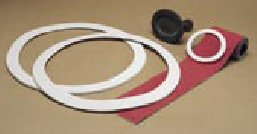 Tuff-Flex High Temperature Tacky Cloth Handhole Gaskets