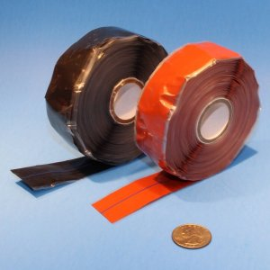 Aviation Electrical Silicone Tape meeting FAR 25.853 burn rate specifications