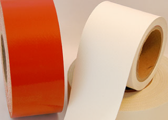 High Temperature Heat Flame Pyro Resistant Silicone Rubber Coated Fiberglass Reinforced Tape Wrap
