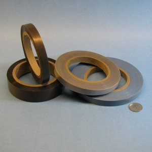 Skived PTFE Tape with Self Adhesive MIL-I-23594 MIL-I-59474 A-A-59474