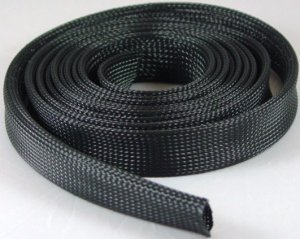 Wire Cable Hose Nylon and Coated Nylon Protection Sleeve